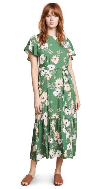 Rachel Pally Crepe Reiss Dress