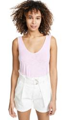 Splendid Cotton Modal Slub Tank