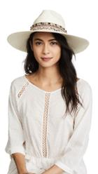 Jaunt The Paros Large Brim Panama Hat