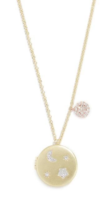 Meira T Astrological Pendant Necklace