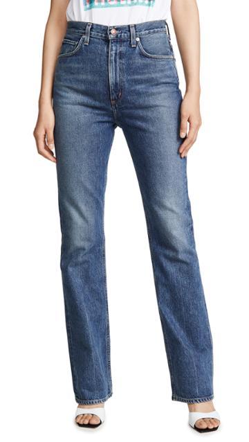 Agolde Vintage Flare Jeans