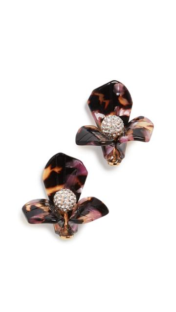 Lele Sadoughi Trillium Stud Earrings