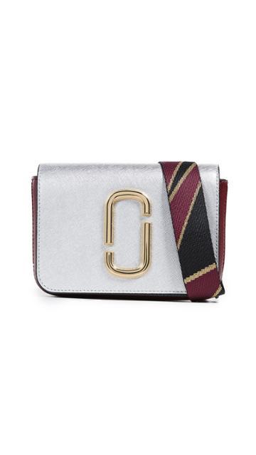 Marc Jacobs M L Hip Shot Convertible Belt Bag