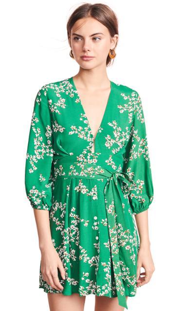 Faithfull The Brand Margot Dress