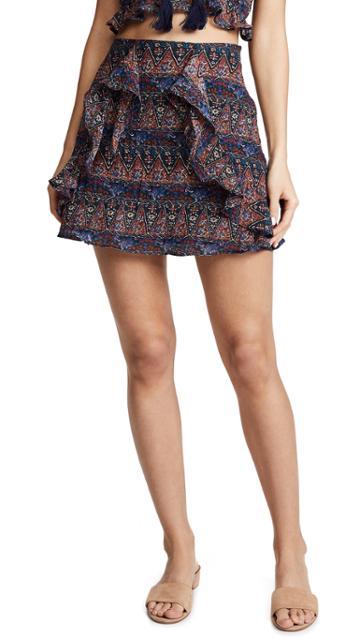 Lost Wander Bali Skirt