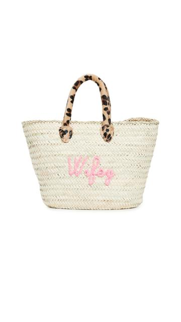 Poolside Bags Le Superette Wild Wifey Bag