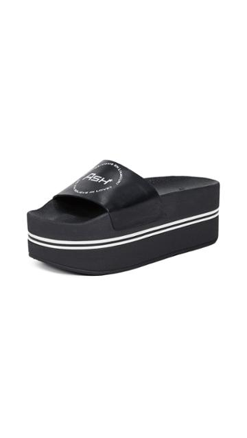Ash Spot Bis Platform Sandals