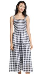 The Great The Scallop Clover Dress