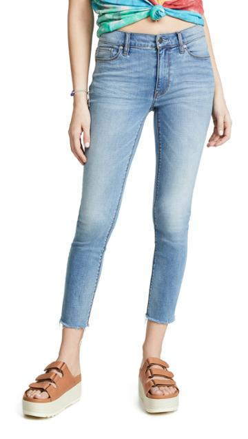 Hudson Tally Crop Jeans