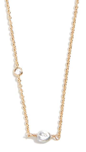 Gorjana Vienna Shimmer Necklace