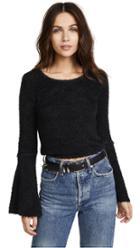 Bb Dakota Jack By Bb Dakota Regine Bell Sleeve Sweater