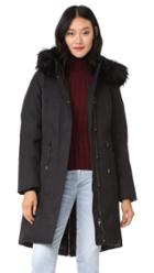 Mackage Enia Down Jacket With Fur Hood