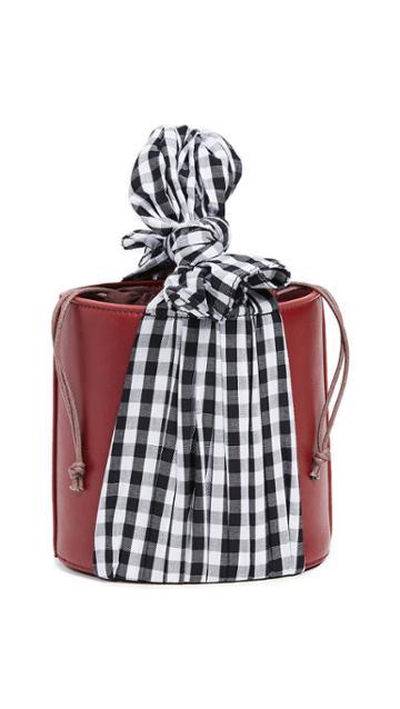 Lizzie Fortunato Florent Bucket Bag