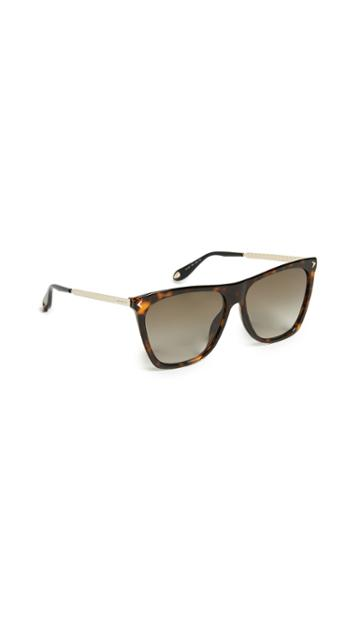 Givenchy Round Gradient Sunglasses