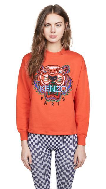 Kenzo Tiger Drawstring T Shirt