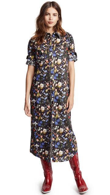 Ronny Kobo Korey Dress