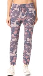 Free People Printed Camo Scout Joggers
