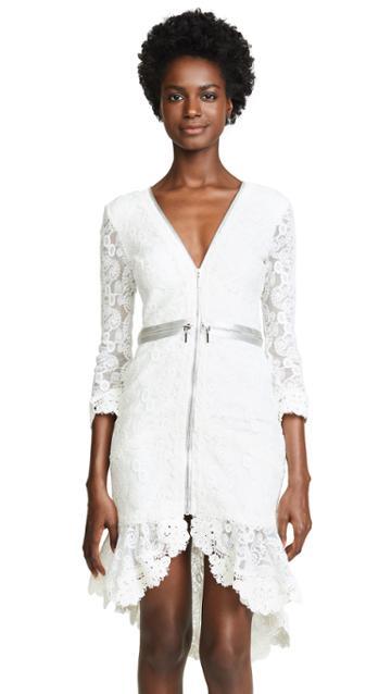 Alice Olivia Halsey Dress