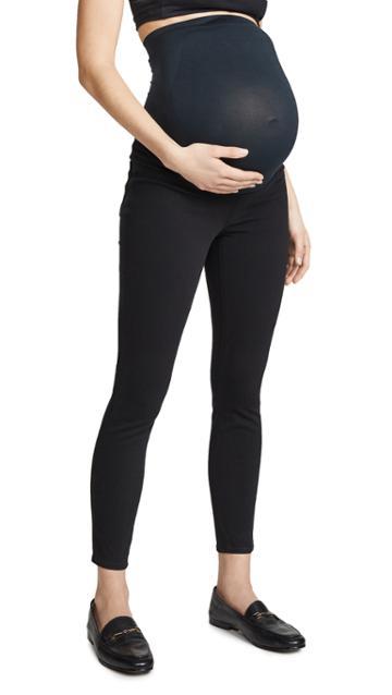 Spanx Mama Ankle Jean Ish Leggings