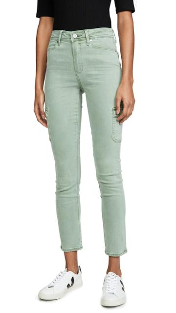Paige Hoxton Cargo Skinny Jeans