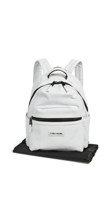 Tiba Marl Miller Diaper Backpack