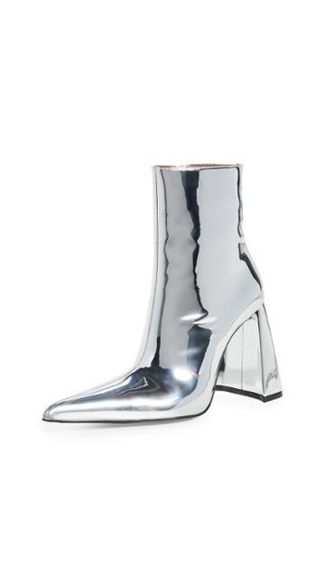Area A Heel Pvc Boots