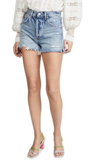 Agolde Jaden Shorts