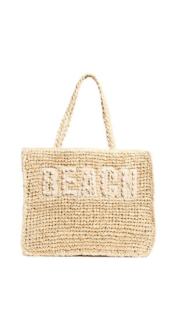 Stoney Clover Lane Beach Tote