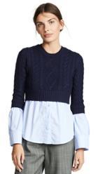 Kenzo Knit Mix Top