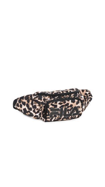 Fila Fila Leopard Fanny Pack