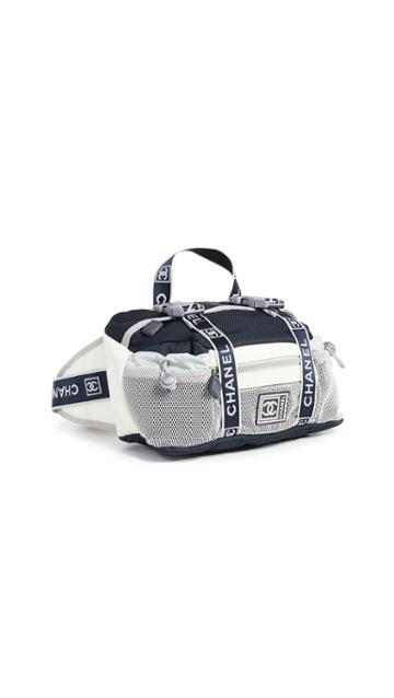 What Goes Around Comes Around Chanel Sportline Waist Belt Bag