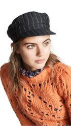 Isabel Marant Evie Linen Hat