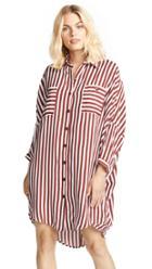 Faithfull The Brand Spencer Shirt Dress