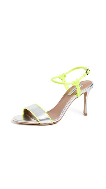 Tabitha Simmons Bungee Sandals