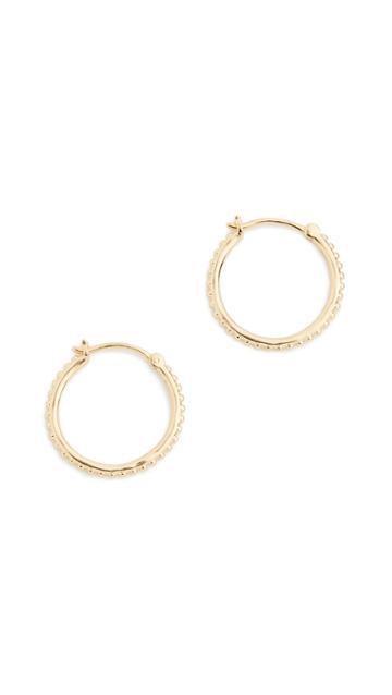 Gorjana Bali Small Hoop Earrings