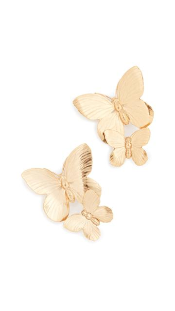 Jennifer Behr Papillon Earrings