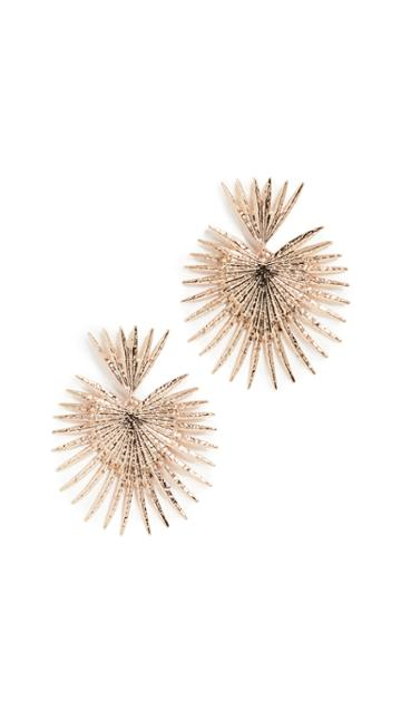 Shashi Throne Earrings