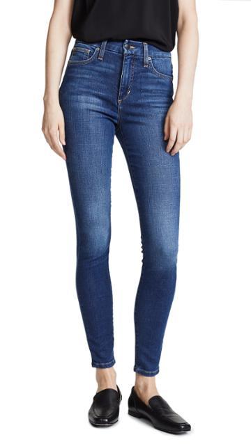 Joe S Jeans High Rise Honey Skinny Jeans