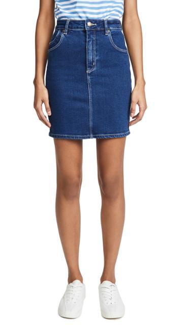 Rolla S High Miniskirt