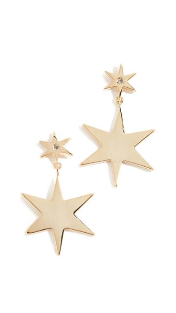 Jules Smith Star Bright Earrings