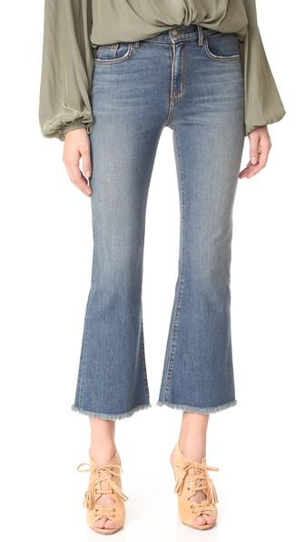 Siwy Emmylou Ankle Flare Jeans