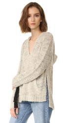 Pam Gela Baja Sweater