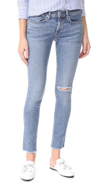Rag Bone Jean Skinny Jeans