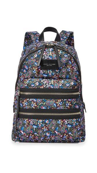 Marc Jacobs Garden Paisley Biker Backpack