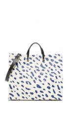Clare V Canvas Simple Tote