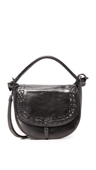 Foley Corinna Violetta Saddle Bag