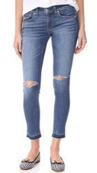 Rag Bone Jean Capri Jeans