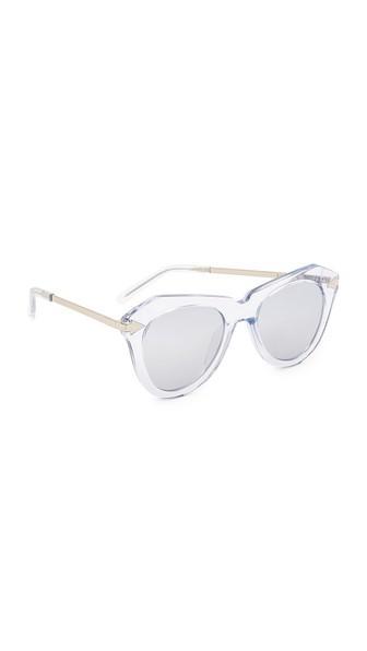 Karen Walker One Star Sunglasses