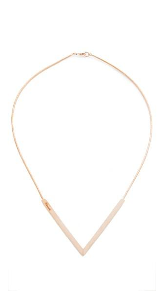 Miansai Angular Necklace