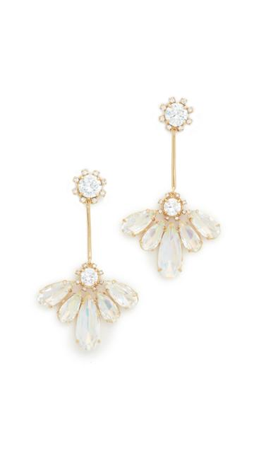Kate Spade New York Color Crush Drop Earrings - Crystal Ab